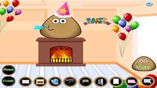 Dress Up Birthday Room screenshot 2