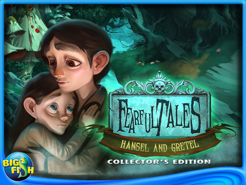 Fearful Tales: Hansel & Gretel HD - A Hidden Object Fairy Tale screenshot 5