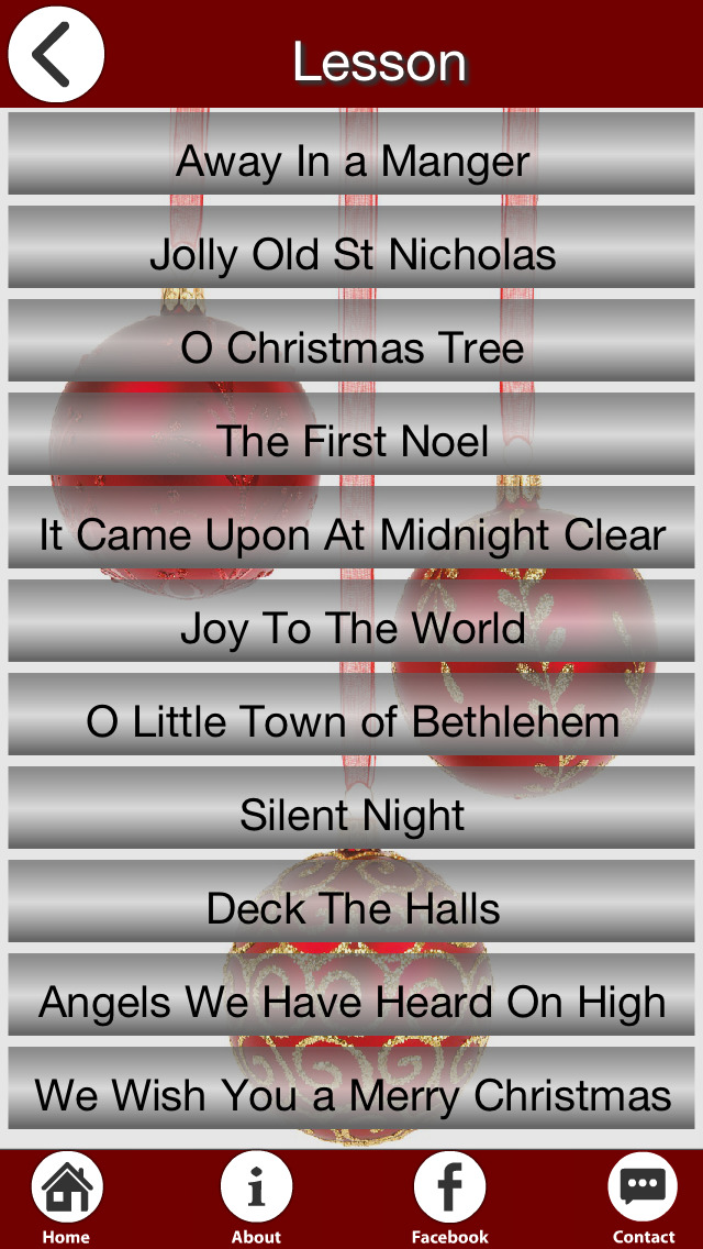 Christmas Songs by Kathy's Piano Lite screenshot 3