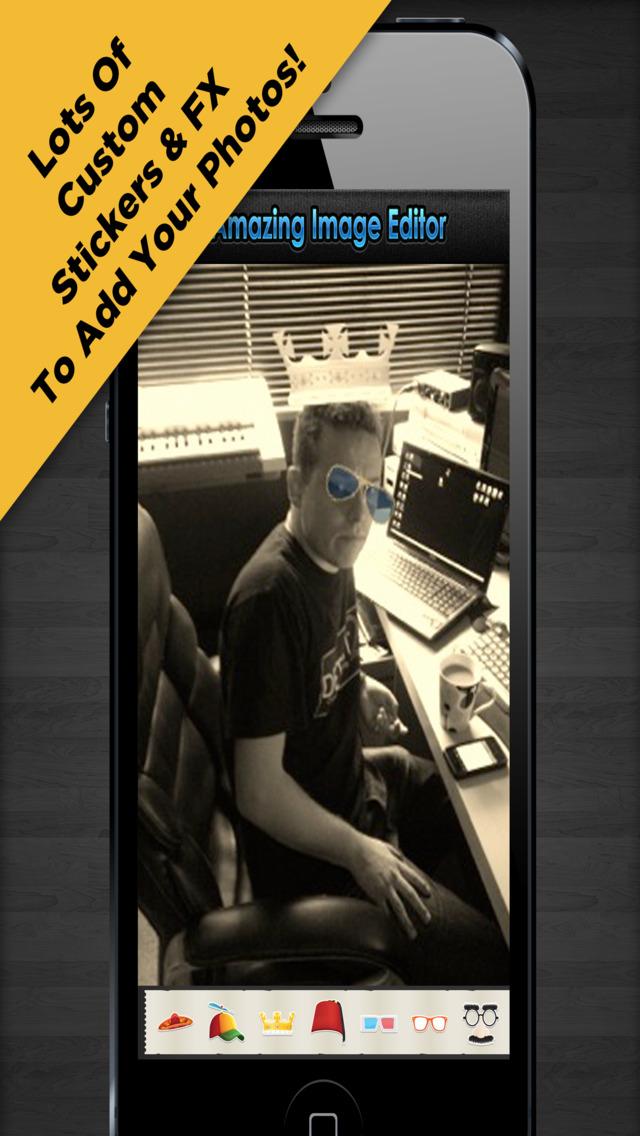 Image FX - The Photo & Selfie Image Editor screenshot 1