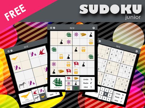 Sudoku Junior Free screenshot 4