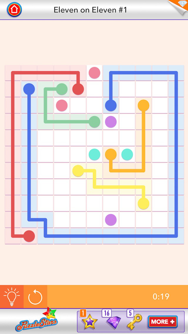Color Connect ~ connect the dots and match each colour puzzle screenshot 4