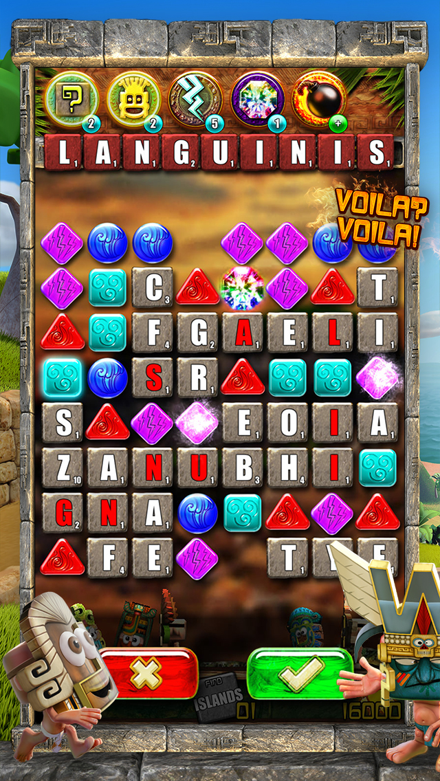 Languinis: Word Puzzle Game screenshot 4