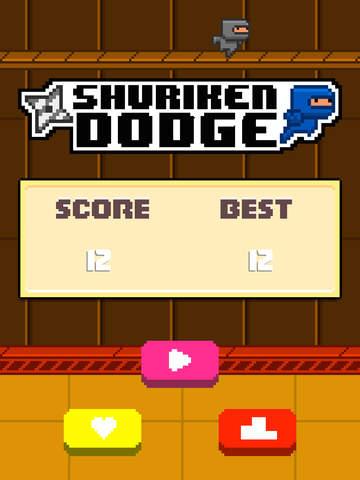 Shuriken Dodge screenshot #3