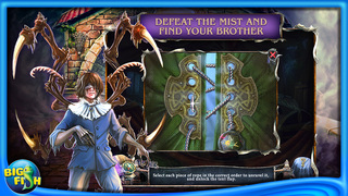 Bridge to Another World: Burnt Dreams - Hidden Objects, Adventure & Mystery screenshot 3