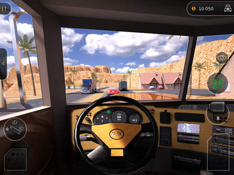Truck Simulator PRO 2016 screenshot 10