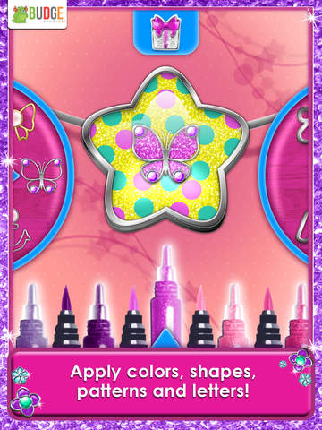 Crayola Jewelry Party – Bead Maker screenshot 8
