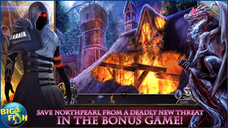 Dark Realm: Queen of Flames - A Mystical Hidden Object Adventure screenshot 4