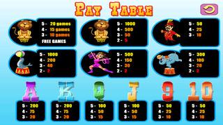 Ace Circus Slots - Jackpot Casino Games HD screenshot 3