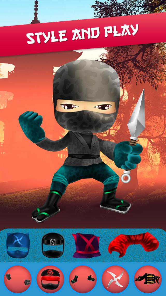 My Epic Ninja Superheroes World Fighter Club Game Pro screenshot 5