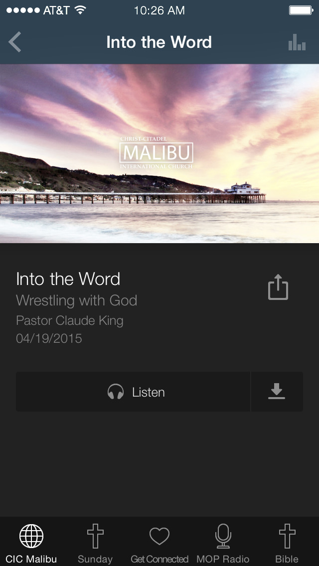 Christ-Citadel of Malibu screenshot 3