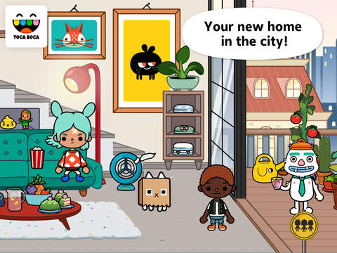 Toca Life: City screenshot 6