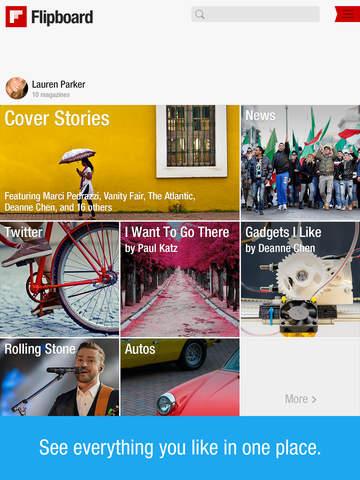 Flipboard - Latest Stories screenshot 6