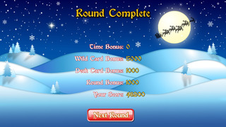 Christmas Solitaire Tri-Peaks | Apps | 148Apps