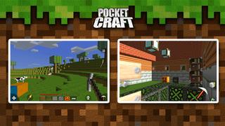 Pocket Craft : Survivor Mode screenshot 3