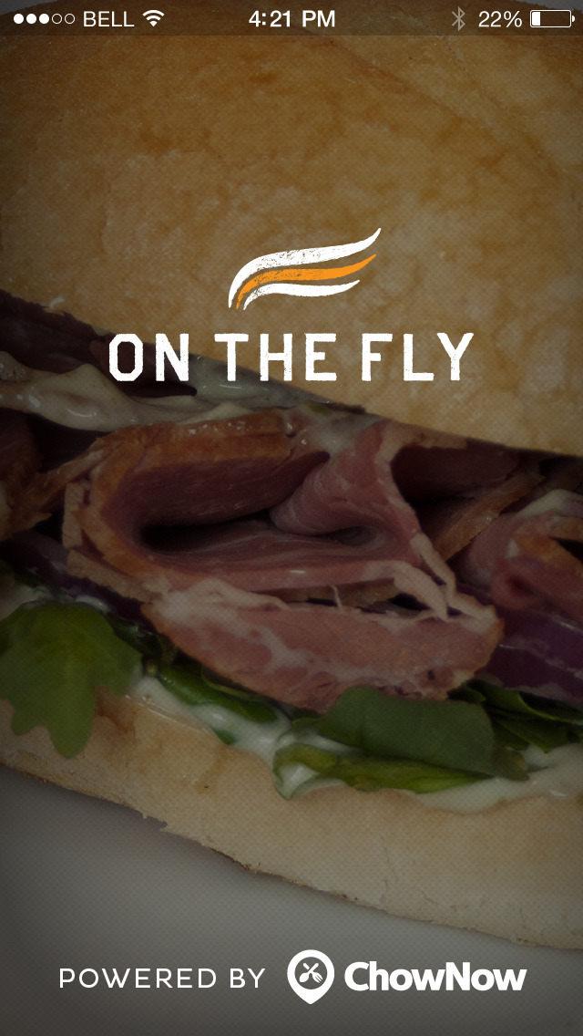 On The Fly Deli screenshot 1