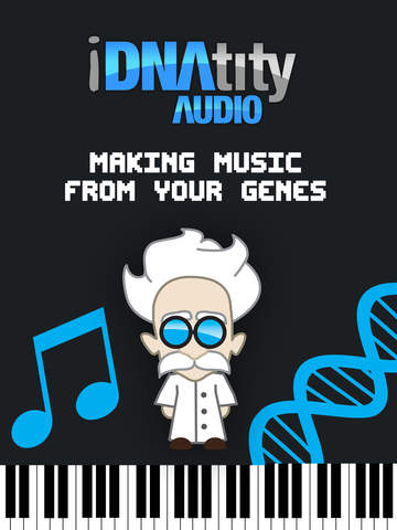 iDNAtity Audio - music from your genes image #1