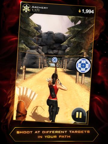 Hunger Games: Catching Fire - Panem Run screenshot 8