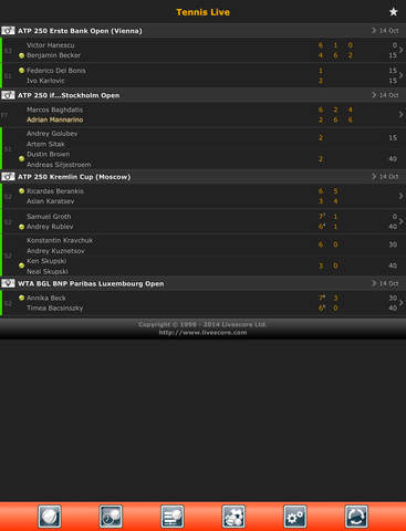 LiveScore: Live Sport Updates screenshot 9