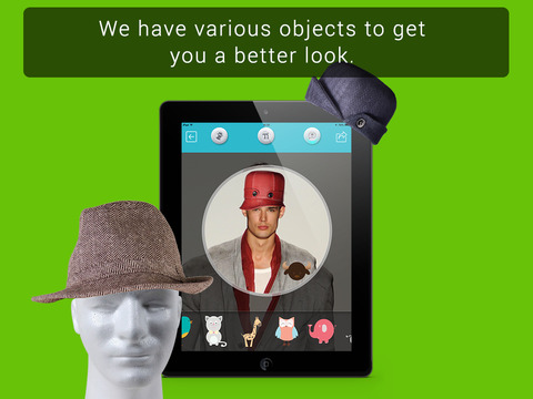 Hat Booth HD screenshot 9