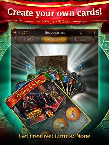 Earthcore: Shattered Elements - Epic Card Battle Game (TCG) screenshot 8