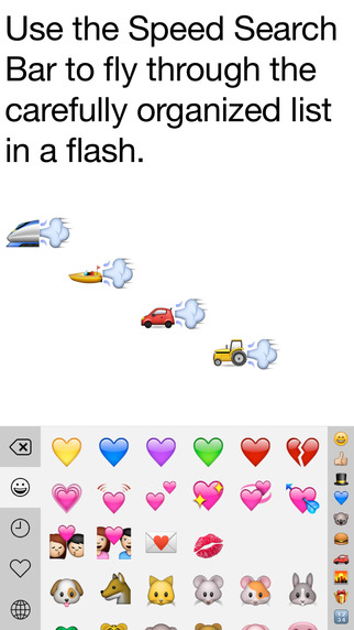 تطبيق Emoji++ لوحة مفاتيح لأفضل الوجوه التعبيرية - مجانا لوقت محدود