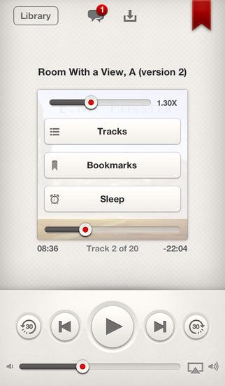 Audiobooks HQ screenshot 5