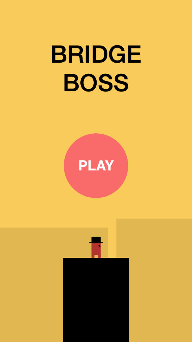Bridge Boss – Build Bridges for Mario the Mafia Boss! screenshot 1