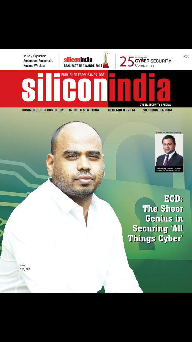 Siliconindia - India Edition screenshot 1