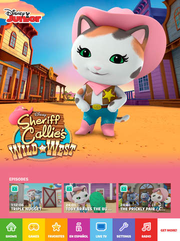 Disney Junior - TV & Games screenshot 7