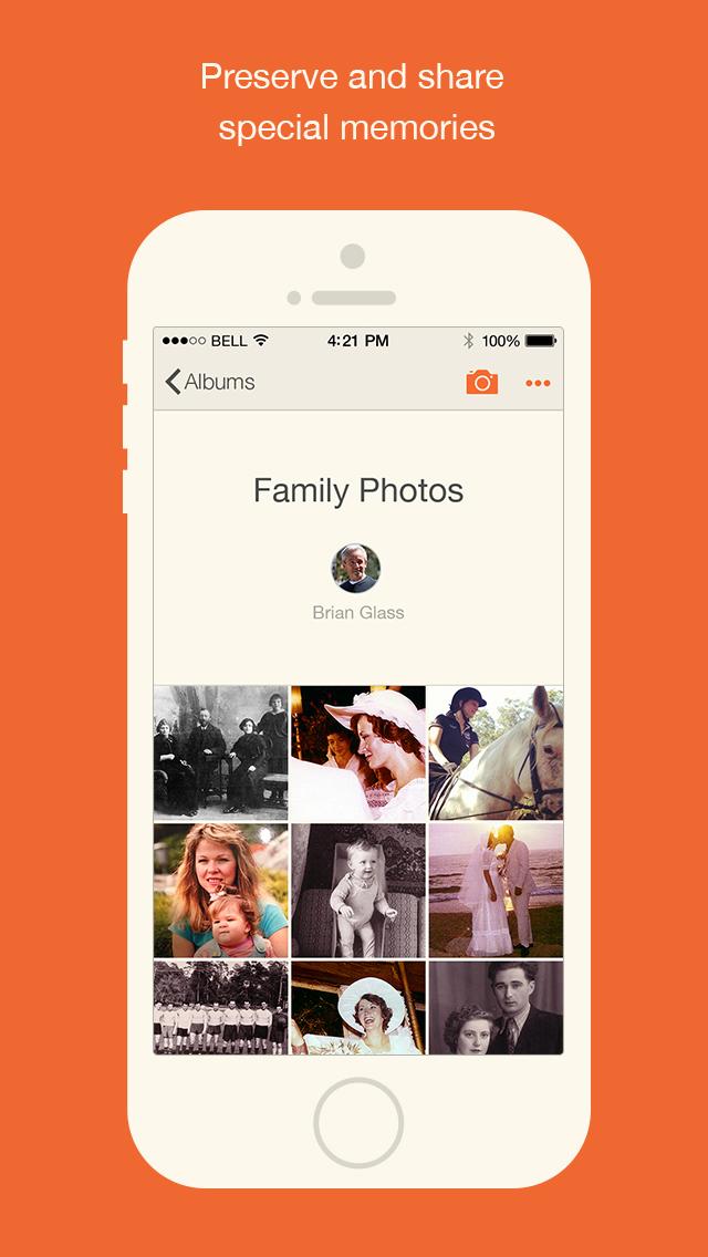 MyHeritage - Family tree screenshot 3