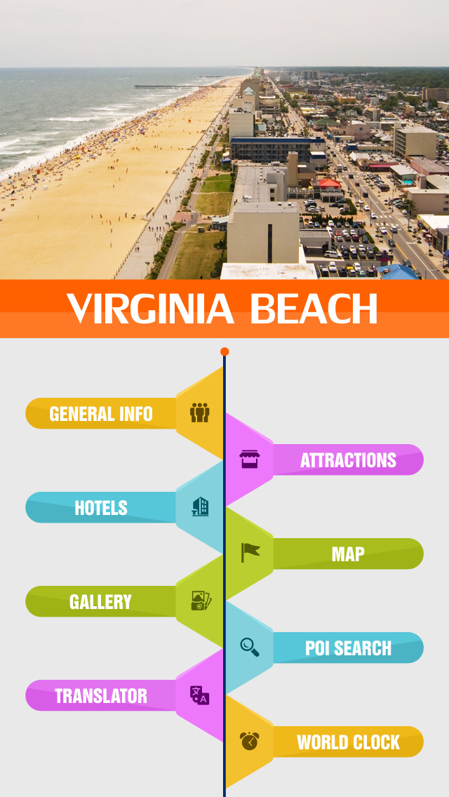 Virginia Beach City Travel Guide screenshot 2