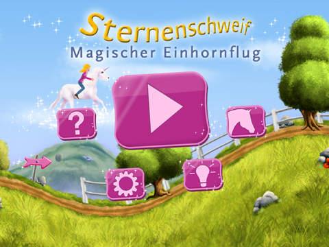 Sternenschweif – Magischer Einhornflug screenshot 6