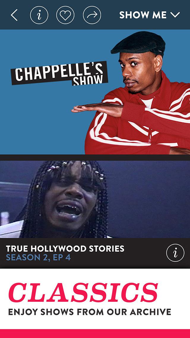 Comedy Central screenshot 4