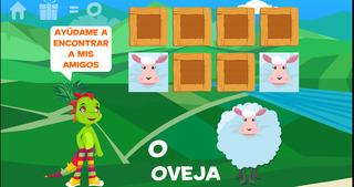 Play & Learn Spanish - Farm screenshot 3