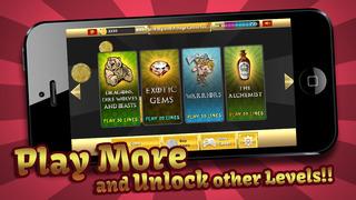 Winter-Fell Slots Throne Casino of Riches 777 - FREE Slot Machine Game screenshot 5