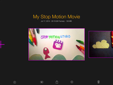 Stop Motion Studio screenshot 10