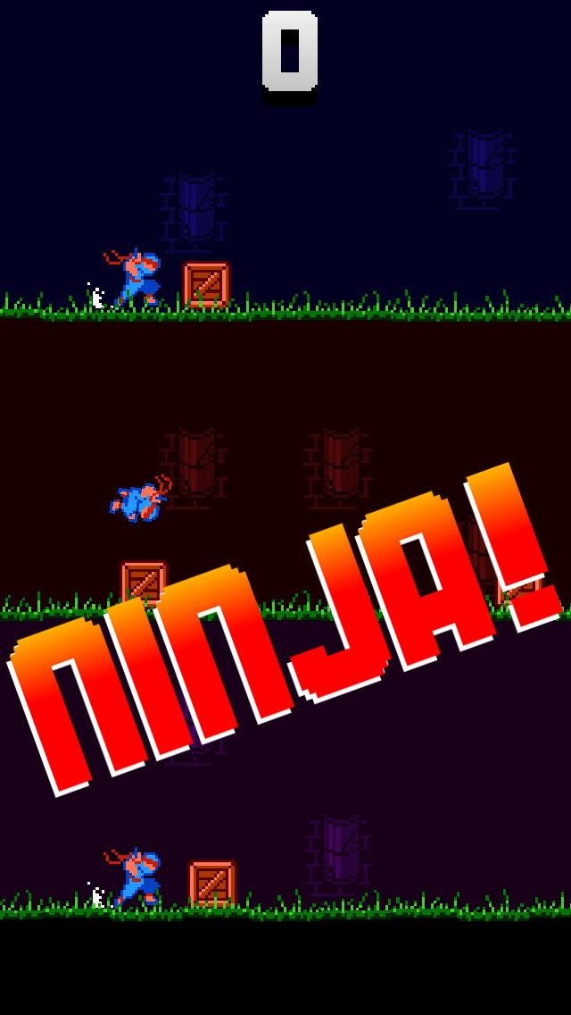 Ninja Ninja Ninja: NINJAx3! screenshot 2