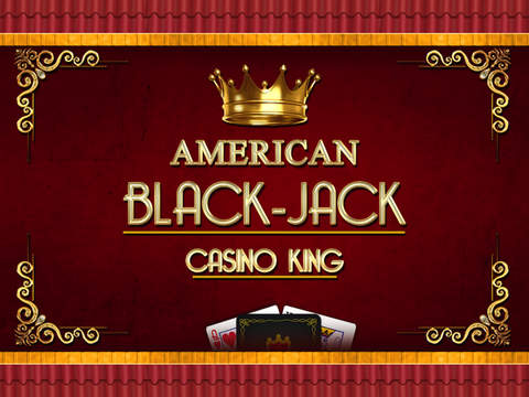 American BlackJack Casino King - Grand Vegas chips betting table screenshot 4