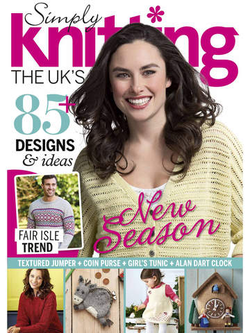 Simply Knitting Magazine screenshot 6