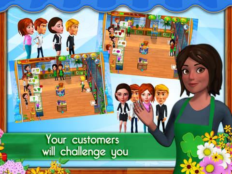 Garden Shop - Rush Hour! screenshot 8