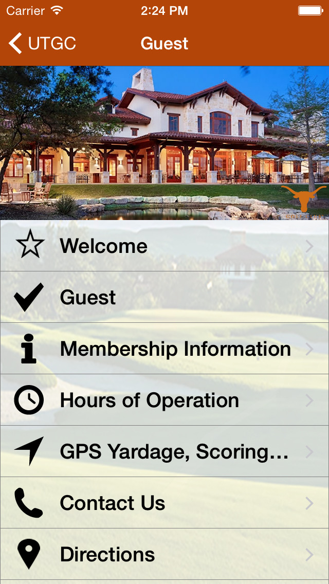 The University of Texas Golf Club screenshot 2