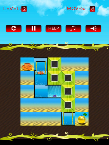 Free Puzzle Game Apple Of Gold screenshot 8