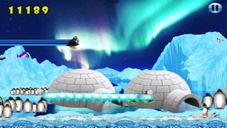 Super Penguin Ice Jump PRO screenshot 3