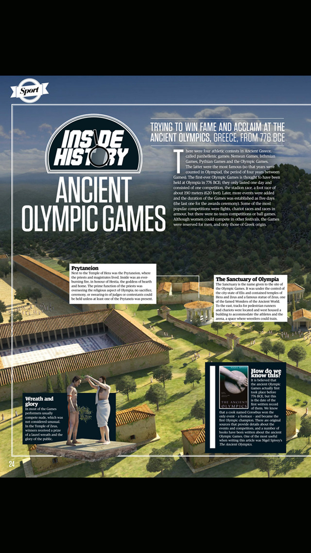 All About History Magazine: From ancient times to World War 2 and beyond screenshot #3