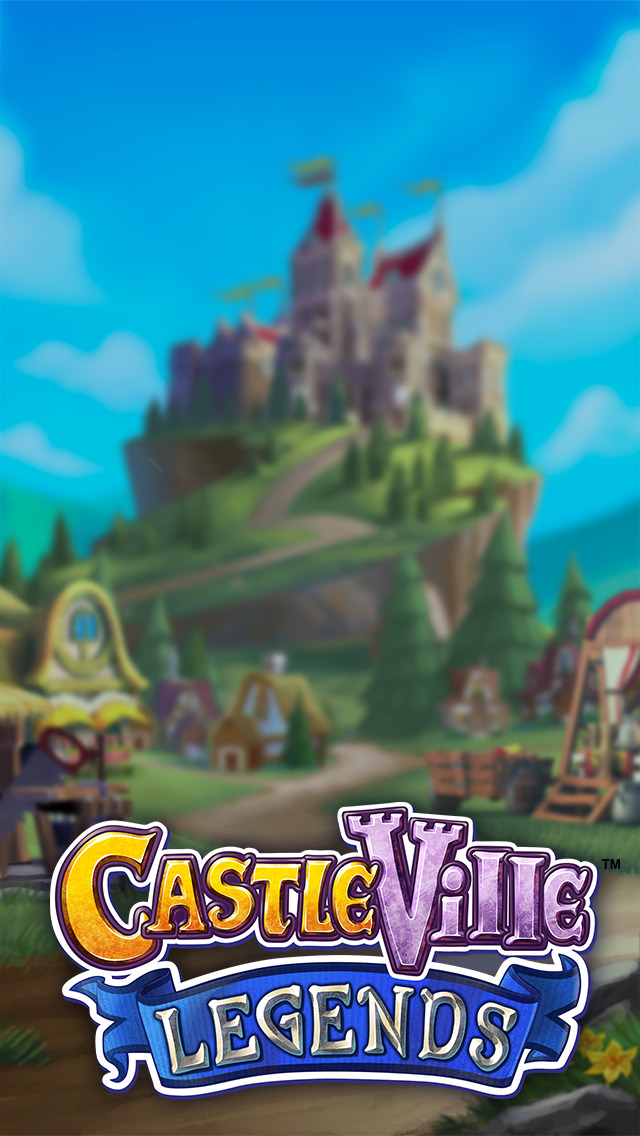 CastleVille Legends screenshot 1
