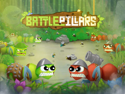 Battlepillars: Multiplayer (PVP) Real Time Strategy screenshot 6