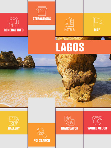 Lagos Offline Travel Guide - Portugal screenshot 7