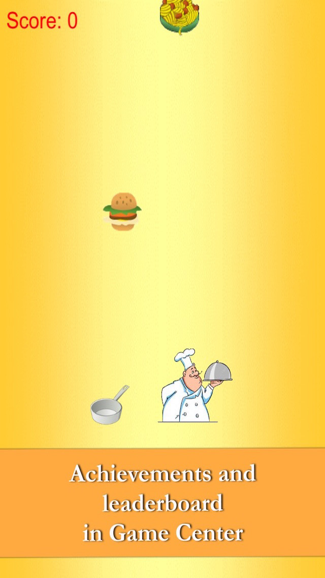 Agile Chef: Catch Delicious Food screenshot 3