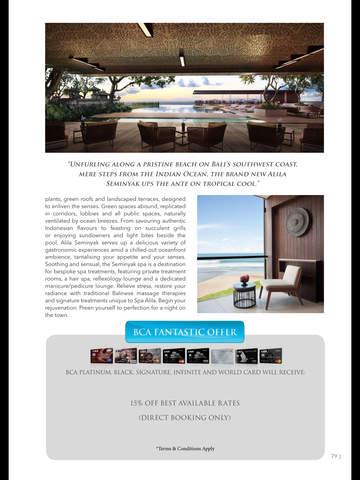 Beautiful Bali Magazine screenshot 10